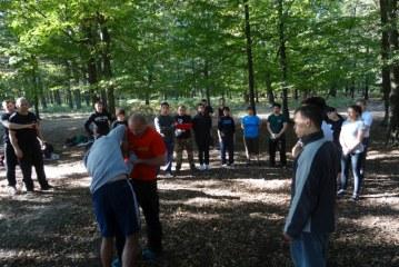 What makes a good Krav Maga instructor