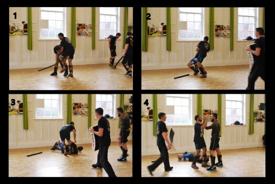 Krav Maga VS Martial Arts