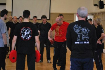 Our Students can use Krav Maga